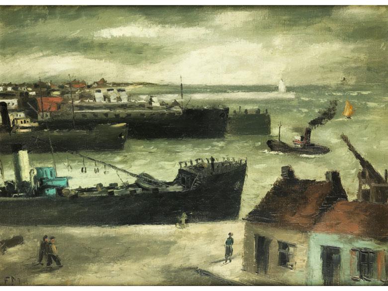 Frans Masareel, 1889 – 1972