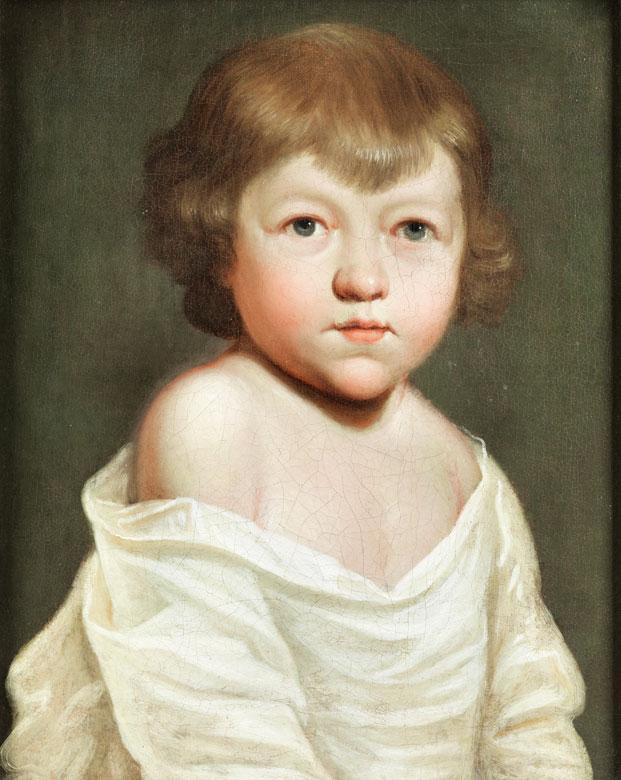 Sir Thomas Lawrence, 1769 Bristol – 1830 London, in der Art von