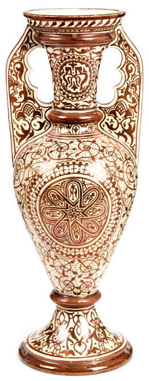 Maurische Vase