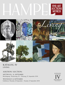 Catalogue IV September Auctions, Wednesday, 26. September 2018