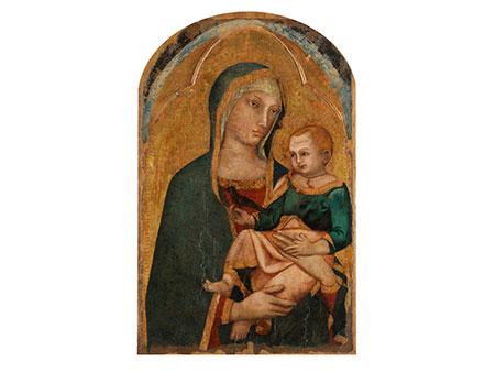 Giacomo di Mino del Pellicciaio, 1315/19 Siena – vor 1396