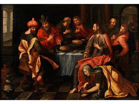 Detail images:  Ambrosius Francken d. Ä., 1544 Herenthals – 1618 Antwerpen