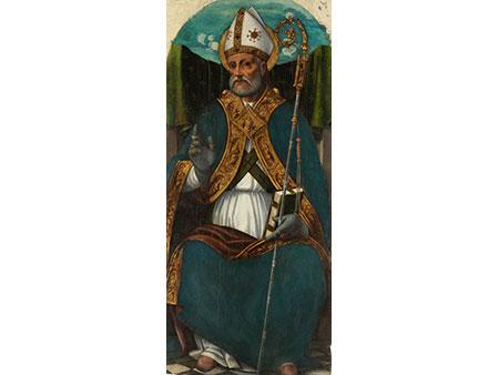 Girolamo Marchesi da Cotignola, 1480/81 Cotignola – 1549/50 Rom, zug.