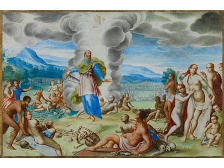 Buchmaler des 17. Jahrhunderts