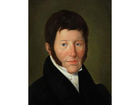 Österreichischer Portraitist des 19. Jahrhunderts