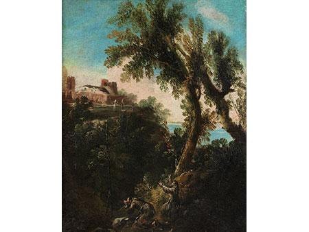 Alessandro Magnasco, um 1667 Genua – 1749, zug./ Kreis des