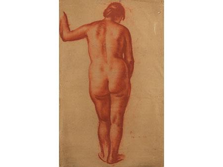 Felice Carena, 1879 – 1966, zug.