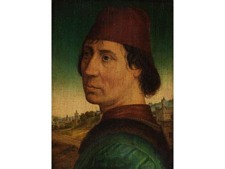 Hans Memling, um 1433 Seligenstadt – 1494 Brügge, zug.