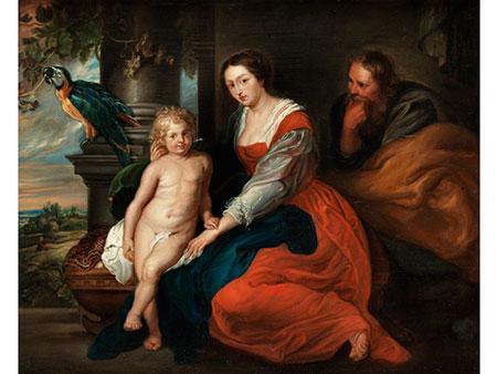 Balthasar Beschey, 1708 Antwerpen – 1776 ebenda, zug.