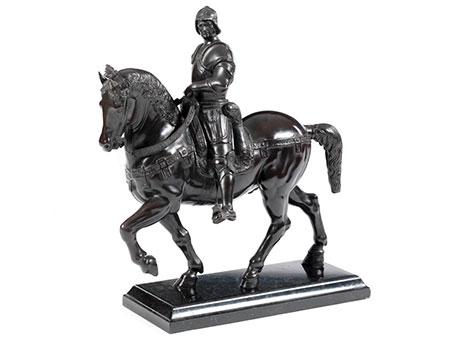 Skulptur des Bartolomeo Colleoni