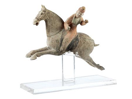 Bogenschütze zu Pferd