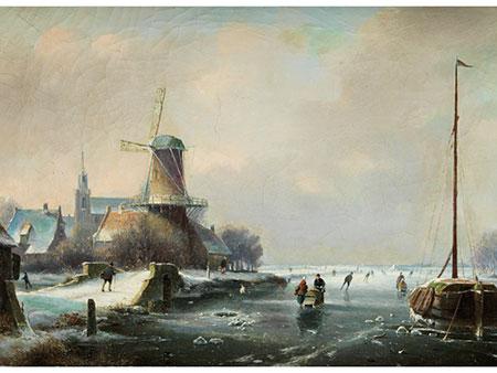 Niederländischer Künstler des 19. Jahrhunderts