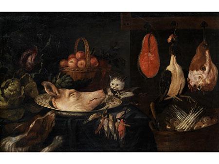 Adriaen van Utrecht, 1599 Antwerpen – 1652, zug.