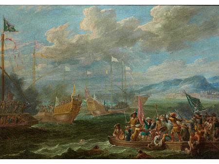 Lambert de Hondt d. J., um 1640 – um 1690