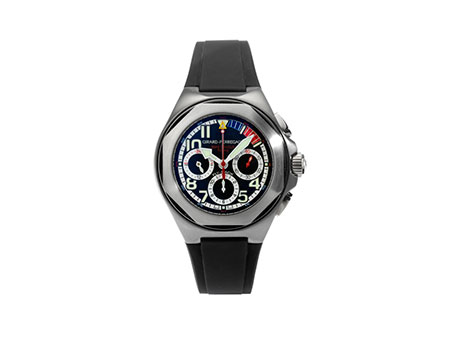 GIRARD PERREGAUX Flyback-Chronograph BMW Oracle Racing in Titan
