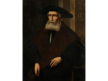 Nicholas Neufchatel, 1527 Grafschaft Bergen – 1590, zug.
