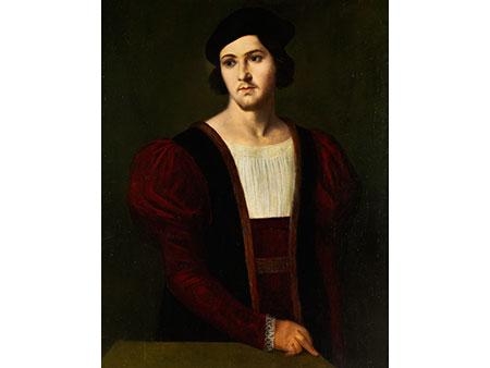 Bernardino Licinio, um 1489 Venedig – um 1565, zug.
