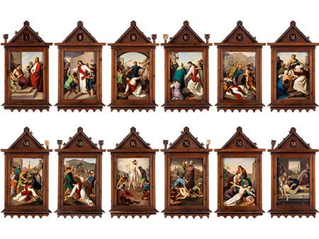 Nazarenischer Maler des 19. Jahrhunderts