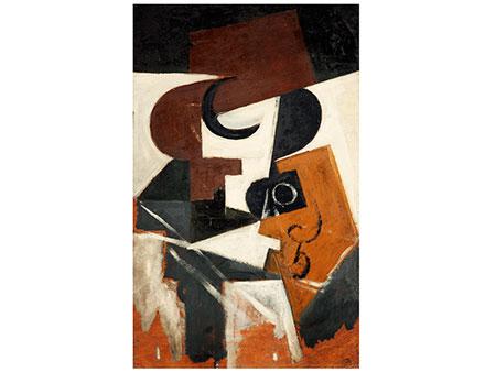 Juan Gris, 1887 Madrid – 1927 Boulogne-sur-Seine