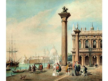 Jakob Alt, 1789 Frankfurt am Main – 1872 Wien