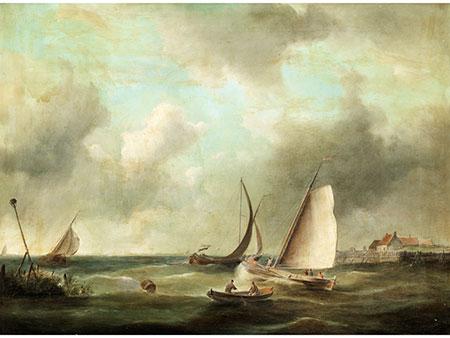 Pieter Hendrik Thomas, 1814 – 1866