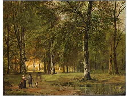 Barend Cornelis Koekkoek, 1803 Middelburg – 1862 Kleve
