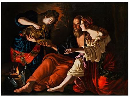 Utrechter Caravaggist des 17. Jahrhunderts
