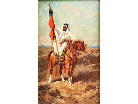 Orientalist des 19./20. Jahrhunderts, im Stil von Alfred von Kowalski-Wierusz, (1849 – 1915)