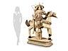 Detailabbildung: Große Reiterfigur