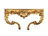 Detailabbildung: Paar große Louis XV-Konsolen