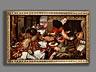 Detail images: Pieter Aertsen, 1507/08 – 1575, zug. und weitergeführt durch Joachim Beuckelaer, 1533 – 1574/75, bzw. Werkstatt