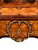 Detail images: Hochfeiner bedeutender Louis XV-Vitrinenaufsatzsekretär