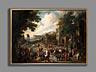 Detailabbildung: Pieter van Bredael, 1629 – 1719, zug.