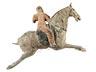 Detail images: Bogenschütze zu Pferd