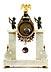 Detail images: Feine Louis XVI-Portaluhr
