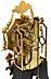 Detail images: Louis Philippe-Kalenderuhr