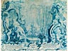 Detail images: Paar Mezzotinto-Schabkunstblätter des Rokoko