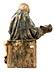 Detail images: Gotische Pietà-Schnitzfigurengruppe