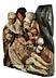 Detail images: Bedeutende museale Figurengruppe der Beweinung Christi