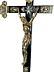 Detail images: Sehr großes beeindruckendes Altarkreuz