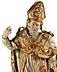 Detail images: Figur eines Bischofs