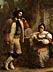 Detail images: David Wilckie, 1785 Cults – 1841 bei Malta Der englische Künstler lebte von 1825 bis 1828 in Italien.