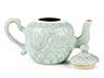 Detailabbildung: Chinesisches Claire de lune-Teekännchen