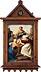 Detail images: Nazarenischer Maler des 19. Jahrhunderts