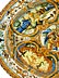 Detailabbildung: Majolika-Schale