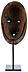 Detail images: Afrikanische Holzmaske
