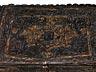Detail images: Frühe Renaissance-Lederkassette