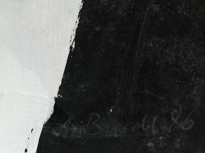 Detailabbildung: Andreas Bindl, 1928 Grünthal – 2010 Faistenhaar