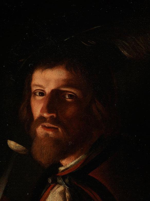 Detailabbildung: Adam de Coster, 1586 Mechelen – 1643 Antwerpen, zug.,