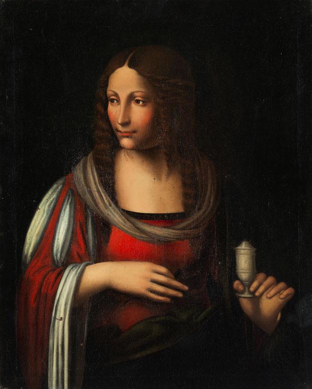 Bernardino Luini, um 1480/ 85 Runo – 1532 Mailand, zug.